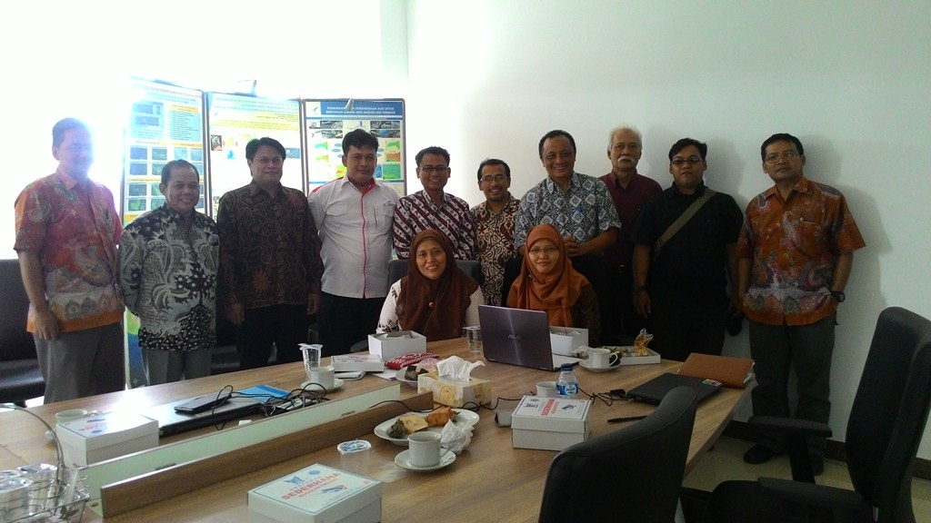 Research discussion at LAPAN