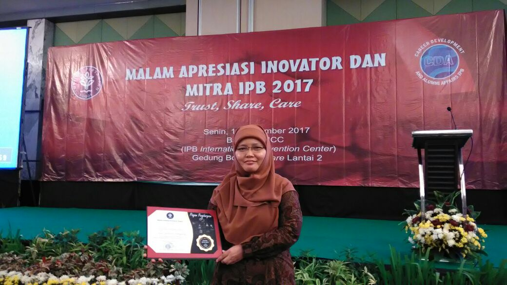 Tribute to IPB's Innovators, 11 December 2017